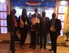 Délégation du Groupe Tamweel Africa Holding