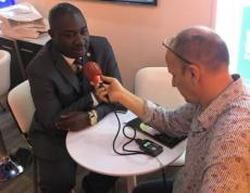 Interview du Group Development Manager par RFI